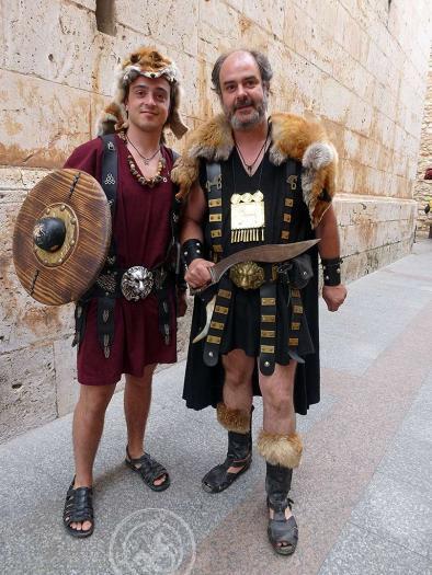 Celtiberos-arevacos-Burgo-de-Osma-mercado-romano